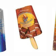 Капсула для упаковки мороженого