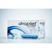 Иголки для инсулиновых шприц-ручек Дроплет Универ. 8мм №10 фото