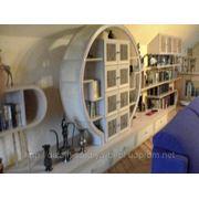 Дизаин интерьеров, декорирование предметов интерьера, художественное стекло фото