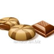 Ирис Бон Амур с начинкой с шоколадным вкусом фото