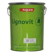 Водорастворимая тонкослойная лазурь для древесины на основе акрилатной дисперсии Lignovit Plus фото