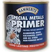 Hammerite™ SPECIAL METAL PRIMER грунтовка на водной основе для алюминия, хрома, латуни, меди, нержавеющий стали, оцинкованных и цветных металлов, 2.5 фото