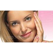 Заполнение носогубных складок, лобных морщин, увеличение губ фото