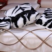 Подушка Зебра фото