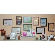 Курсы повышения квалификации / Дипломы дерматолога-косметолога Lady - Vivat
