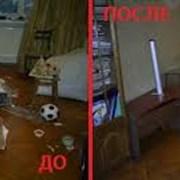 Влажная уборка квартир, домов. фото