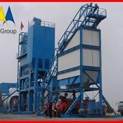 Стационарный асфальтобетонный завод LB1500 фото