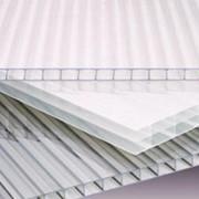 """Сотовый поликарбонат """"Sunnex"""" (г. Белгород), размер 2,1х6м, толщ. 3,5мм, плотность 0,57кг/м2, срок службы - 8 лет фото"""