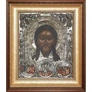 Икона Спас Нерукотворный фото
