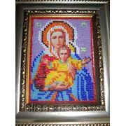 Леушинская икона Божьей Матери фото