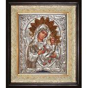 Икона Матерь Божья Тихвинская фото
