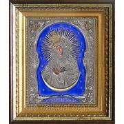 Икона Богородица Остробрамская фото
