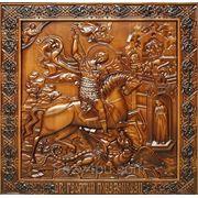 Икона Св.Георгий Победоносец фото