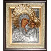 Икона Казанская Богородица фото