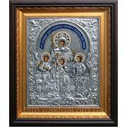 Икона Вера, Надежда, Любовь и матерь их София фото