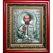 Икона Николай Чудотворец Мирликийский фото
