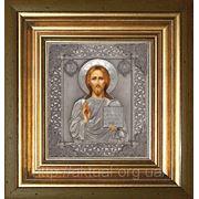 Икона Иисус Христос (из пары Казанская №2) фото