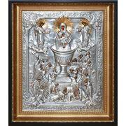 Икона Пресвятой Богородицы Живоносный источник фото
