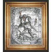 Икона Святой великомученик Георгий Победоносец 3 фото