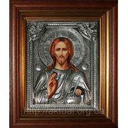 Икона Иисус Христос (из пары Казанская) фото