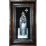 Преподобный Агапит Печерский ростовая икона фото