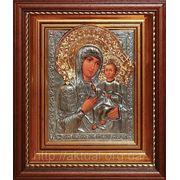 Икона Богоматерь Иверская. фото