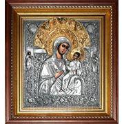Икона Богоматерь Партоитисса Иверская фото