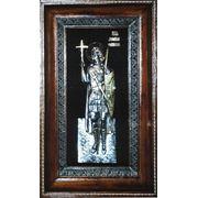 Преподобный Мученик Дмитрий Солунский ростовая икона фото