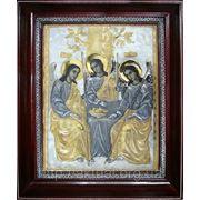 Пресвятая Троица икона фото