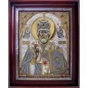 Икона Николай Чудотворец фото