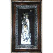 Преподобный Илия Муромец, Печерский ростовая икона фото