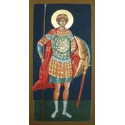 """Мерная икона """"Великомученик Георгий"""" фото"""