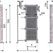 Теплообменник ТОР-15 двухходовой фото