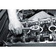 Ремонт грузовых двигателей импортного производства фото