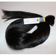 Срез натуральных азиатских волос фото