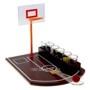 Алкоигра Алкобаскетбол: 6 рюмок фото