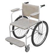 Кресло-каталка для транспортировки пациента КВК-1 фото
