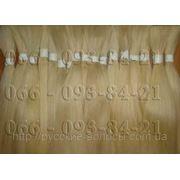 Славянские волосы для наращивания 80 см. фото