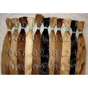 Волосы для наращивания 50-55 см. Наращивание волос. фото