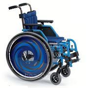Лёгкая детская инвалидная коляска NIKOL 2 фото