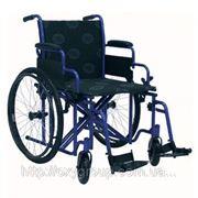 Инвалидная коляска 'Millenium HD' (усиленная) фото