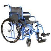 Усиленная инвалидная коляска OSD «MILLENIUM HEAVY DUTY» фото