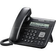 IP-телефон PANASONIC KX-UT123RU-B Black фото