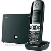 IP-Телефон Gigaset C610A Shiny Black (S30852H2322S301) фото