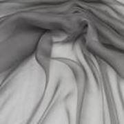 Шифон серый (арт. а1514) фото