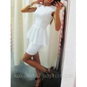Платье баска фото