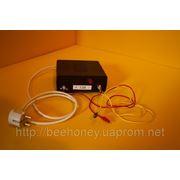 Блок питания медогонки для электропривода от сети 220В с функцией электронаващивания фото
