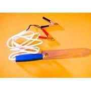 Нож пасечника нержавеющий с электроподогревом фото