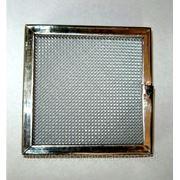 Колпачок оцинкованный квадратный фото