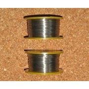 Проволока пчеловодная с нержавеющей стали 0,25 кг., диаметр проволоки 0,3…0,4 мм. фото
